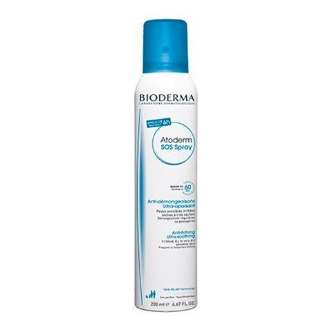 BIODERMA ATODERM SOS SPRAY 200 мл.