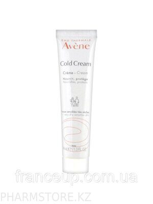 AVENE COLD CREAM Крем-для сухой кожи CREME COLD CREAM 40ML; 638522