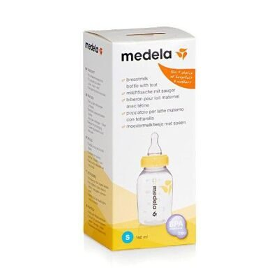 MEDELA Контейнер BREASTMILK BOTTLE 150ml