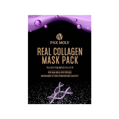 маска PAXMOLY Real Collagen Mask Pack