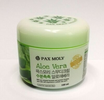 Paxmoly Aloe Vera smoothie crem (100 ml)