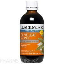 BLACK MORES Olive Leaf Extract 200 ml