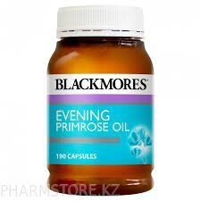 BLACK MORES Evening Primrose Oil (190)