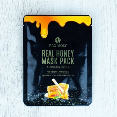маска PAXMOLY Real Honey Mask Pack