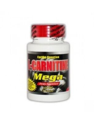 Earth's Creation L-Carnitine 500 МG №30 (L-карнитин)
